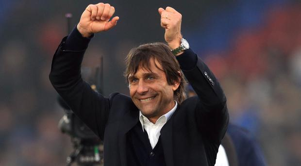 Antonio Conte understands if Tottenham are being backed to end Chelsea's 13-match winning run on Wednesday night