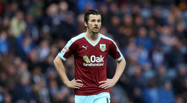 Joey Barton has rejoined Burnley
