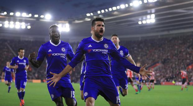 Chelsea, led by Diego Costa, have had plenty to celebrate