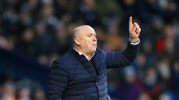 Hull manager Mike Phelan has left the club