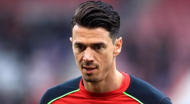 Jose Fonte joined Southampton from Crystal Palace in 2010