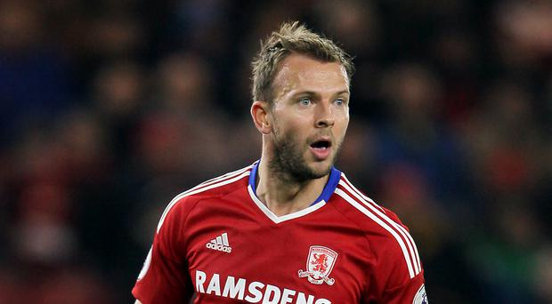 Middlesbrough striker Jordan Rhodes could be available at the right price this month