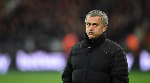 Jose Mourinho is upbeat about Manchester United's form