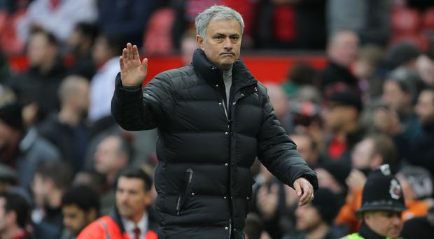 Jose Mourinho enjoyed victory over Reading