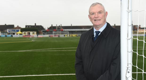 Greg Clarke has spoken to gay footballers about coming out