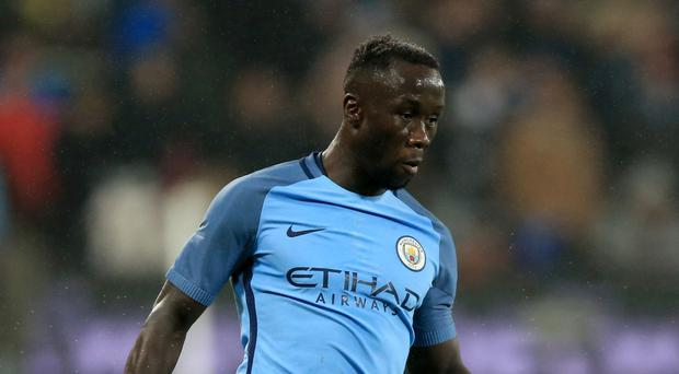 Bacary Sagna posted on Instagram after Manchester City's win over Burnley earlier this month
