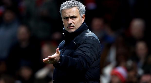 Jose Mourinho expects more from Manchester United fans when Liverpool visit Old Trafford this weekend