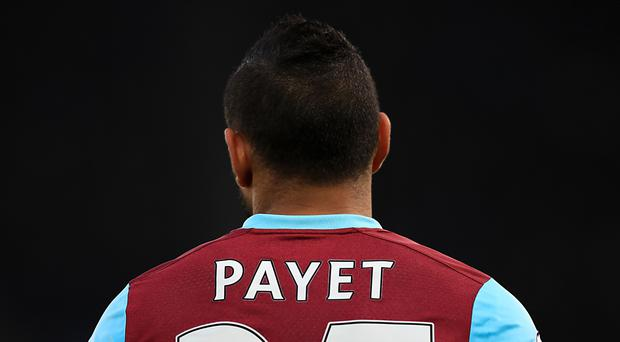 Dimitri Payet wants to turn his back on West Ham