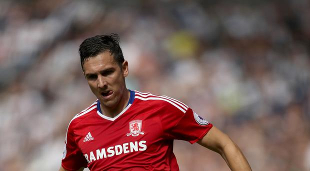 Stewart Downing could leave Middlesbrough this month