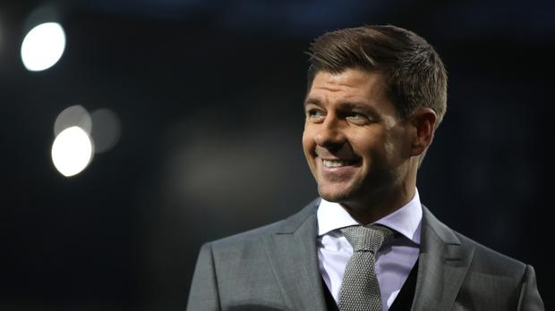 Steven Gerrard is being given the freedom of Liverpool