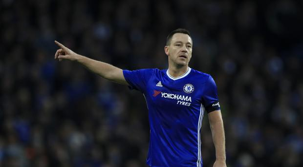 Bournemouth manager Eddie Howe says the club have not made a loan move for Chelsea veteran John Terry (pictured)