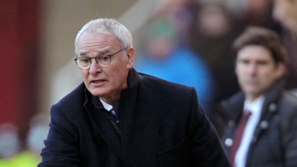 Leicester manager Claudio Ranieri faces former side Chelsea on Saturday.