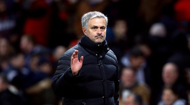 Manchester United manager Jose Mourinho has overseen a nine-game winning run