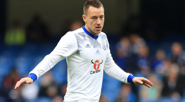 John Terry was this week linked with a move to Bournemouth