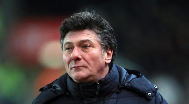 Walter Mazzarri insists he is not feeling the pressure at Watford despite a disappointing draw against Middlesbrough