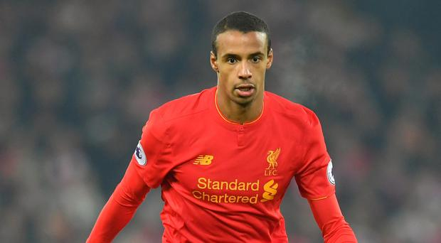 Defender Joel Matip has been withdrawn from the squad to face Manchester United as FIFA has failed to clarify his availability