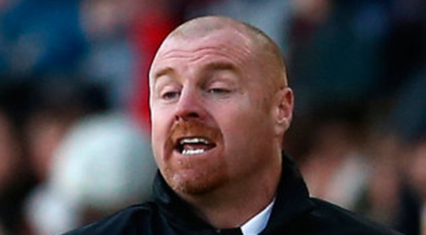 Top 10: Burnley boss Sean Dyche is impressed with his group of players