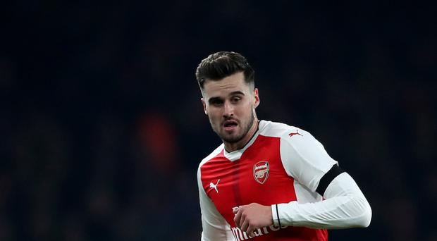 Carl Jenkinson is closing in on a move to Crystal Palace