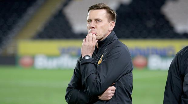 Tony Pennock opted not to return to his role as Hull's academy manager
