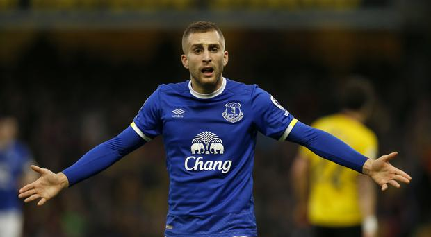 Gerard Deulofeu has only started four Premier League games for Everton this season