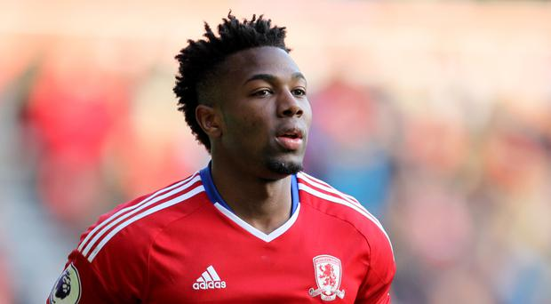 Middlesbrough winger Adama Traore has been warned not to get carried away by Chelsea's interest