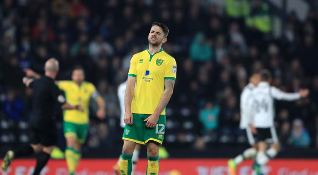 Norwich's Robbie Brady has been linked with a move to Premier League Sunderland
