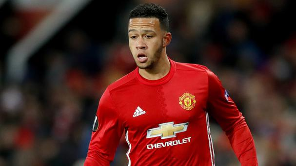 Jose Mourinho hopes Memphis Depay plays so well at Lyon that Man Utd end up buying him back