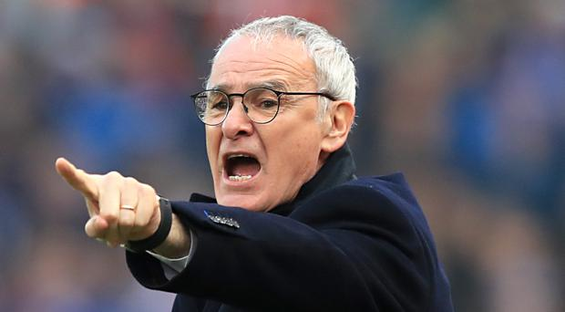 Claudio Ranieri is still waiting for Leicester's first Premier League away win of the season