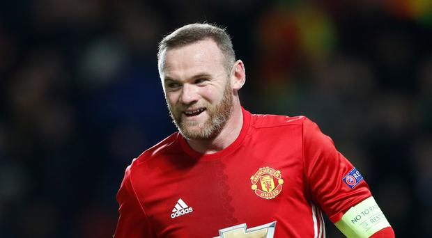 Wayne Rooney is Manchester United's record scorer