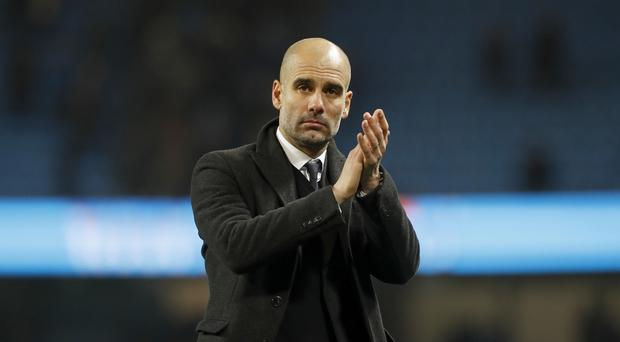 Manchester City manager Pep Guardiola hailed Tottenham as one of the best teams in the league