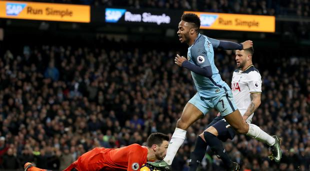 Raheem Sterling should have been awarded a penalty, according to Howard Webb
