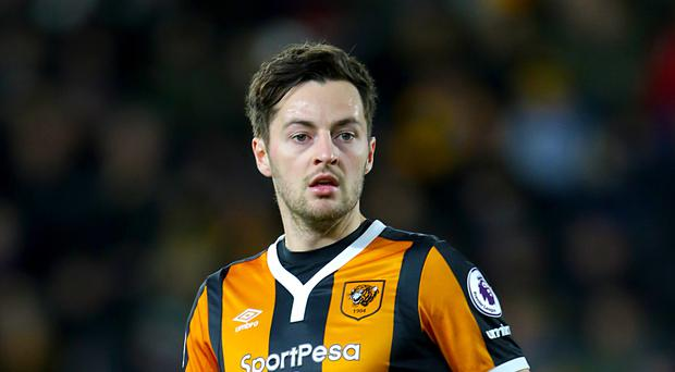 Ryan Mason made an early exit from Stamford Bridge