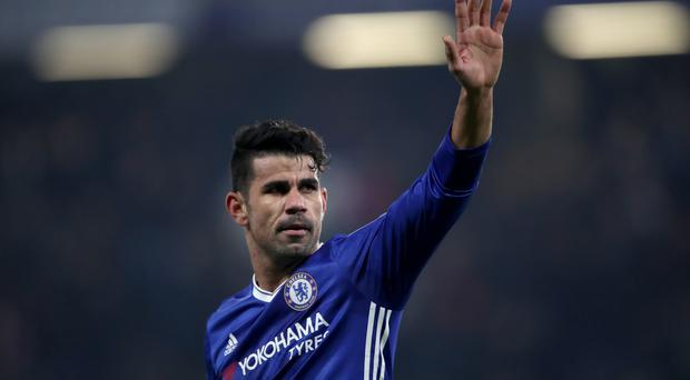 Diego Costa returned with a bang for Chelsea