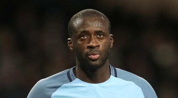 Yaya Toure says he is not interested in moving to the Chinese Super League