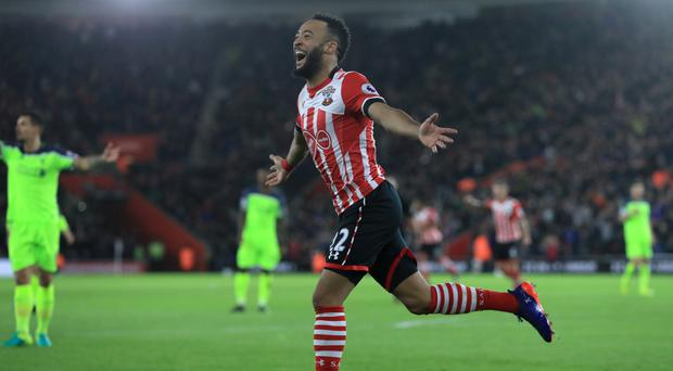 Nathan Redmond scored the only goal in the first leg between the sides
