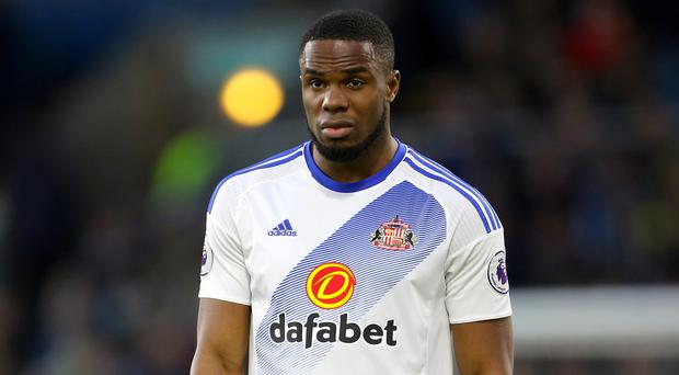 Sunderland striker Victor Anichebe is facing up to 10 weeks on the sidelines