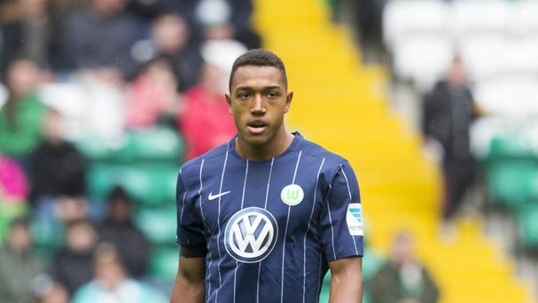 Everton sign German youngster Anton Donkor on loan from Wolfsburg