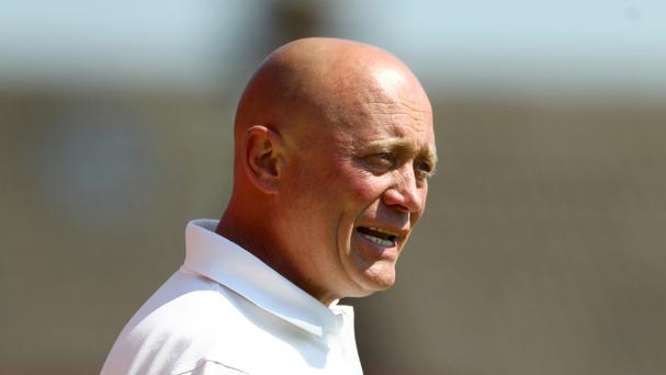 Nicky Law has been in charge of Alfreton since 2007