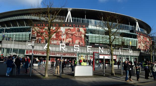 Arsenal moved to their current Emirates Stadium home in 2006.