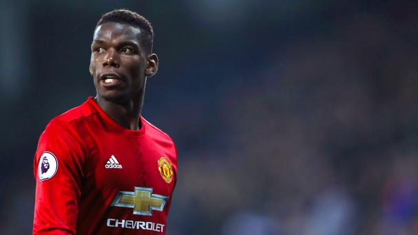 Paul Pogba became Manchester United's record signing when he joined from Juventus
