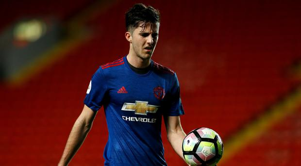 Manchester United's Sean Goss is set to join QPR