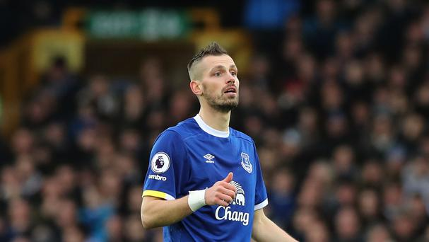 Everton's Morgan Schneiderlin was a big-money January recruit