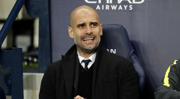 Pep Guardiola's Manchester City are to accept an FA charge
