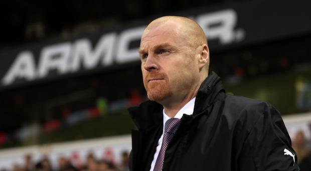 Sean Dyche hopes to conclude more business before Tuesday's deadline