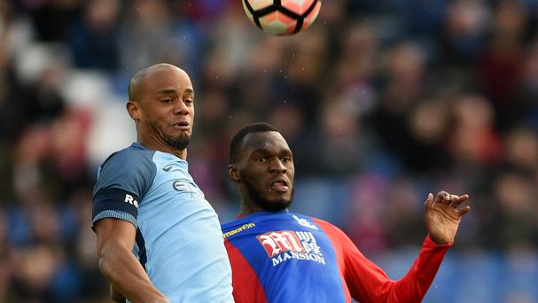 Crystal Palace boss Sam Allardyce thinks Yaya Toure should have seen red