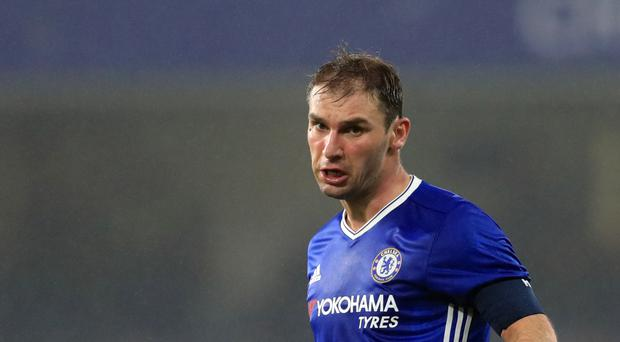 West Brom are not looking to sign Branislav Ivanovic