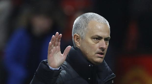 Manchester United manager Jose Mourinho was the subject of an approach from China