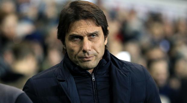 Antonio Conte's men are eight points clear at the top of the Premier League