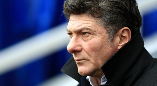 Walter Mazzarri faced criticism after going out to Millwall in the FA Cup