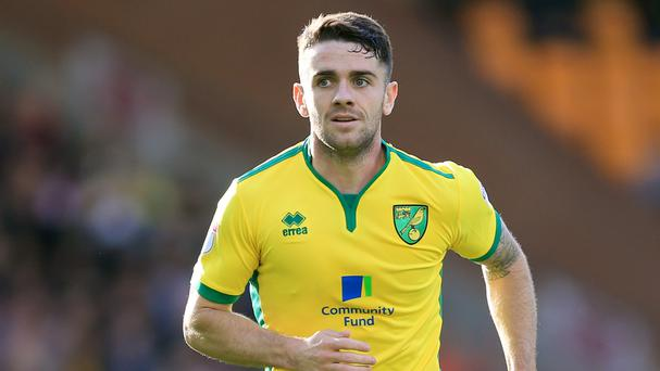 Robbie Brady: Burnley sign Norwich City midfielder for club-record fee